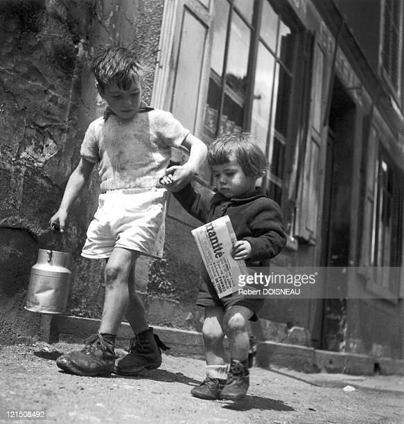 France The Little Children From ChoisyLeRoi