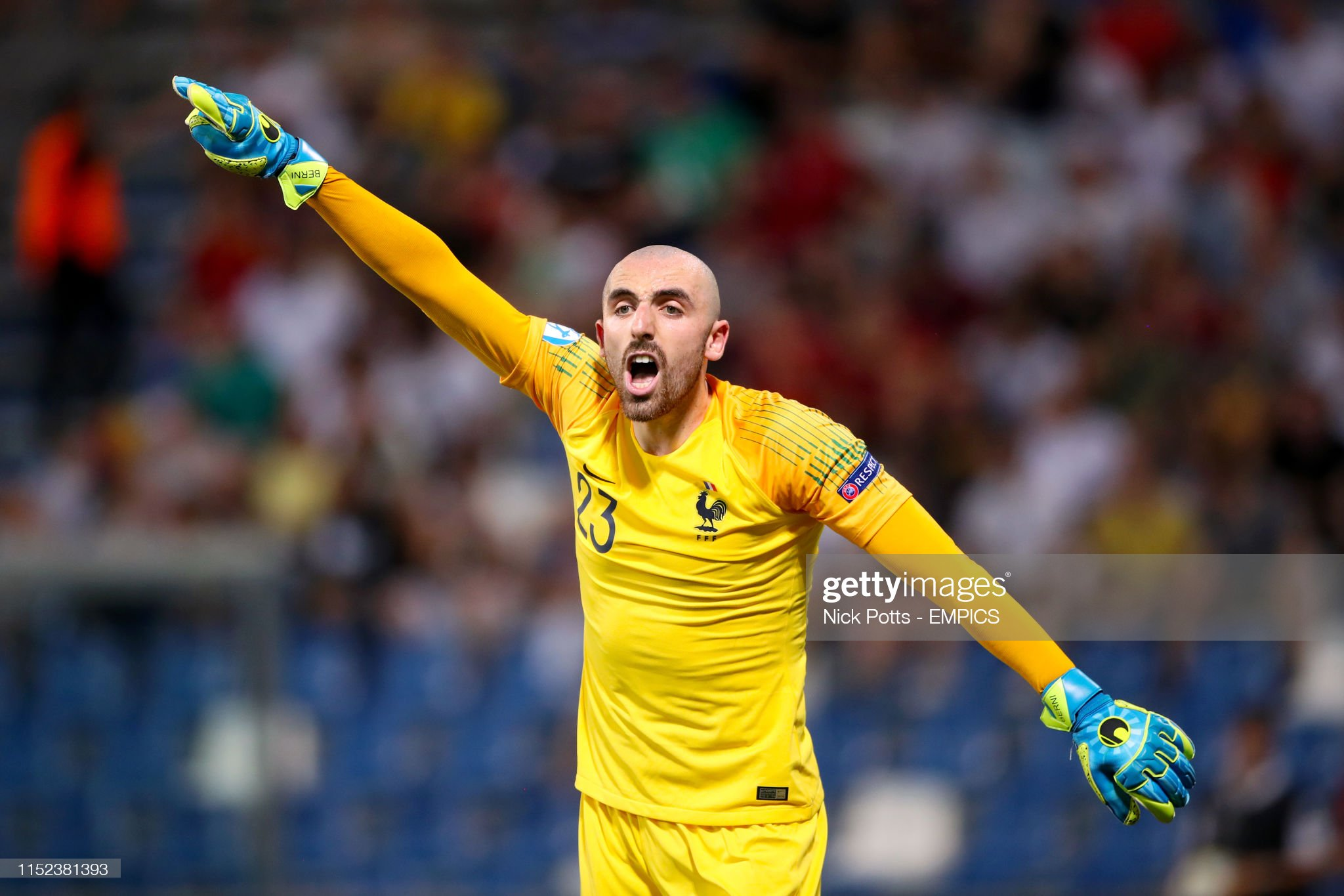 Spain U21 v France U21 - UEFA European Under-21 Championship - Semi Final - Mapei Stadium : Fotografia de notícias