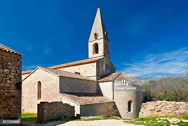 France, Var, Le Thoronet cistercian Abbey
