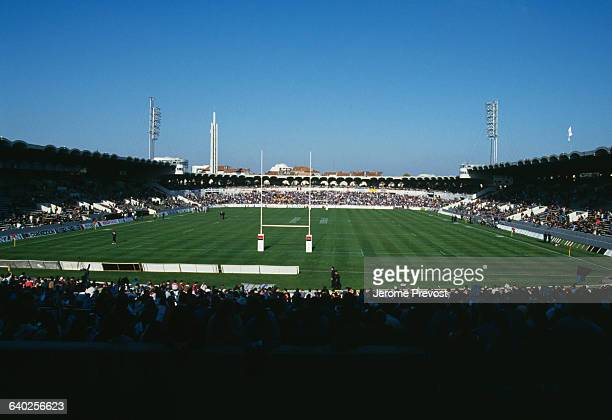 France vs Australia rugby test match.