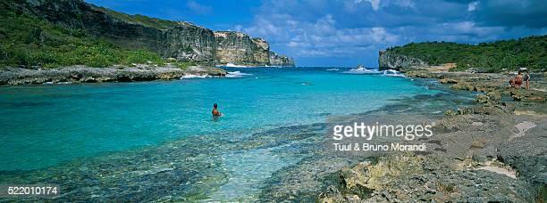 France, West indies, Caribbean, Grande-Terre, Hell lagoon