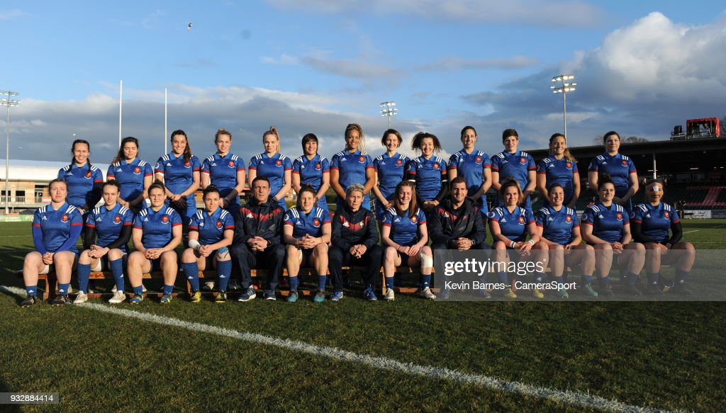 Wales Women v France Women - Natwest Women's Six Nations