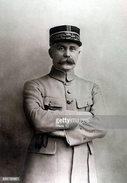 France World War I Portrait of General Petain