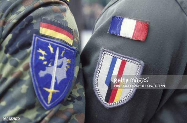 France/Germany Brigade.