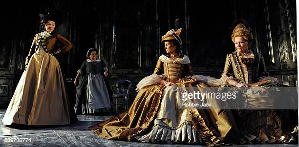 Frances Barber as Comtesse de SaintFond Jenny Galloway as CharlotteDeborah Findlay as Baronesse de Simiane and Judi Dench as Madame de Montreuil...