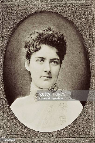 Frances Clara Folsom Cleveland Preston 1864 to 1947 wife of Stephen Grover Cleveland 22nd President of the United States of America