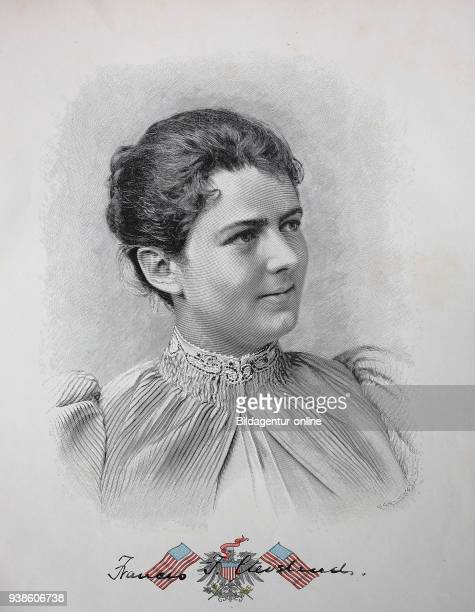 Frances Clara Folsom Cleveland Preston, July 21, 1864 - October 29 was married to the President of the United States Grover Cleveland and was the...