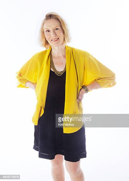 Frances Conray is photographed for Los Angeles Times on August 25 2014 in Los Angeles California PUBLISHED IMAGE CREDIT MUST BE Kirk McKoy/Los...