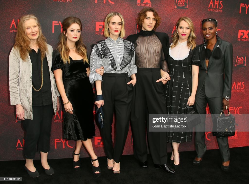 "CA: FYC Red Carpet For FX's ""American Horror Story: Apocalypse"""