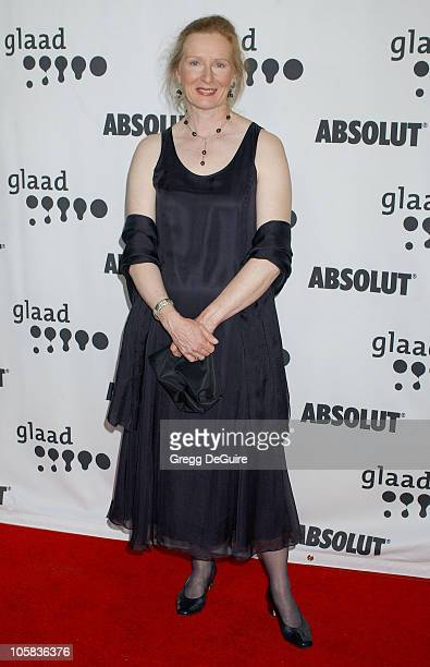 Frances Conroy during 16th Annual GLAAD Media Awards Arrivals at Kodak Theatre in Hollywood California United States