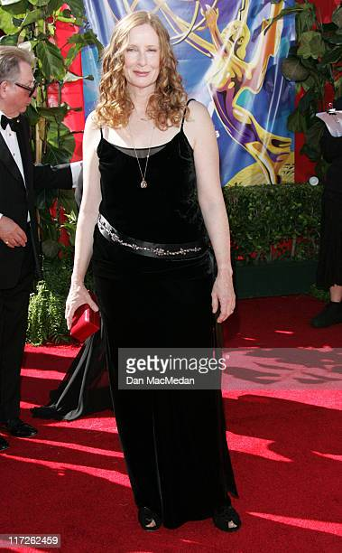 Frances Conroy during 58th Annual Primetime Emmy Awards Arrivals at Shrine Auditorium in Los Angeles California United States