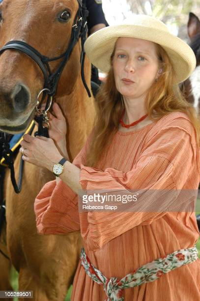 Frances Conroy during Best Friends' Super Pet Adoption Festival March 21 2004 at Johnny Carson Park in Los Angeles California United States
