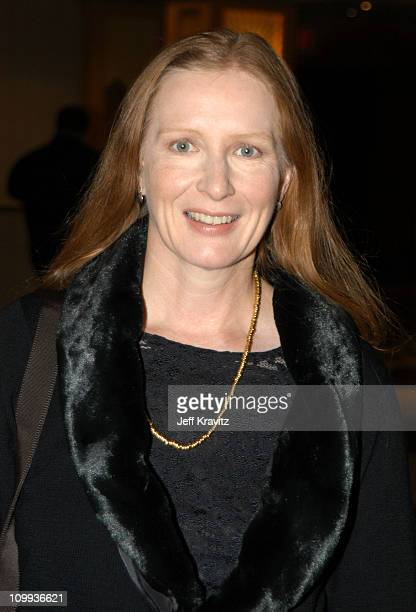 Frances Conroy during HBO's Six Feet Under Third Season World Premiere at Loew's Kips Bay in New York City New York United States