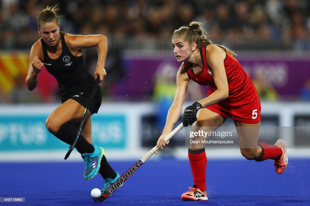 Hockey - Commonwealth Games Day 8 : News Photo