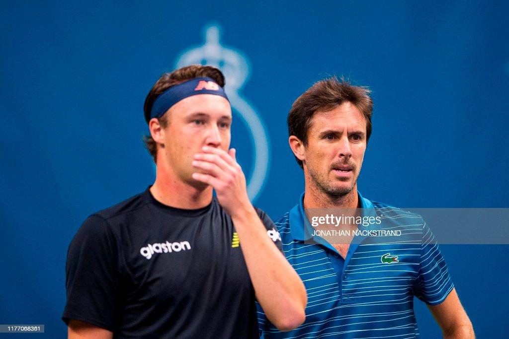 TENNIS-ATP-SWE : News Photo