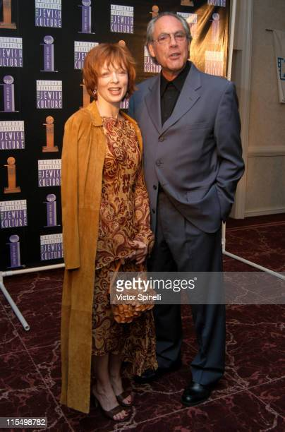 Frances Fisher and Robert Klein during The 3rd Annual Jewish Image Awards In Film and Television at The Beverly Hilton Hotel in Beverly Hills,...
