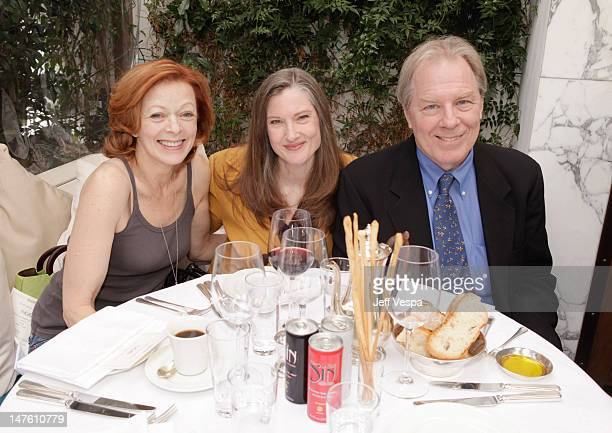 """Frances Fisher, Annette O'Toole and Michael McKean attend The Weinstein Company and Next Generation Beverage Luncheon for """"Nine"""" Hosted by Shirley..."""