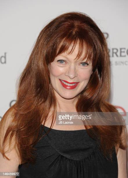 Frances Fisher attends the 100th anniversary celebration of the Beverly Hills Hotel Bungalows supporting the Motion Picture Television Fund and the...