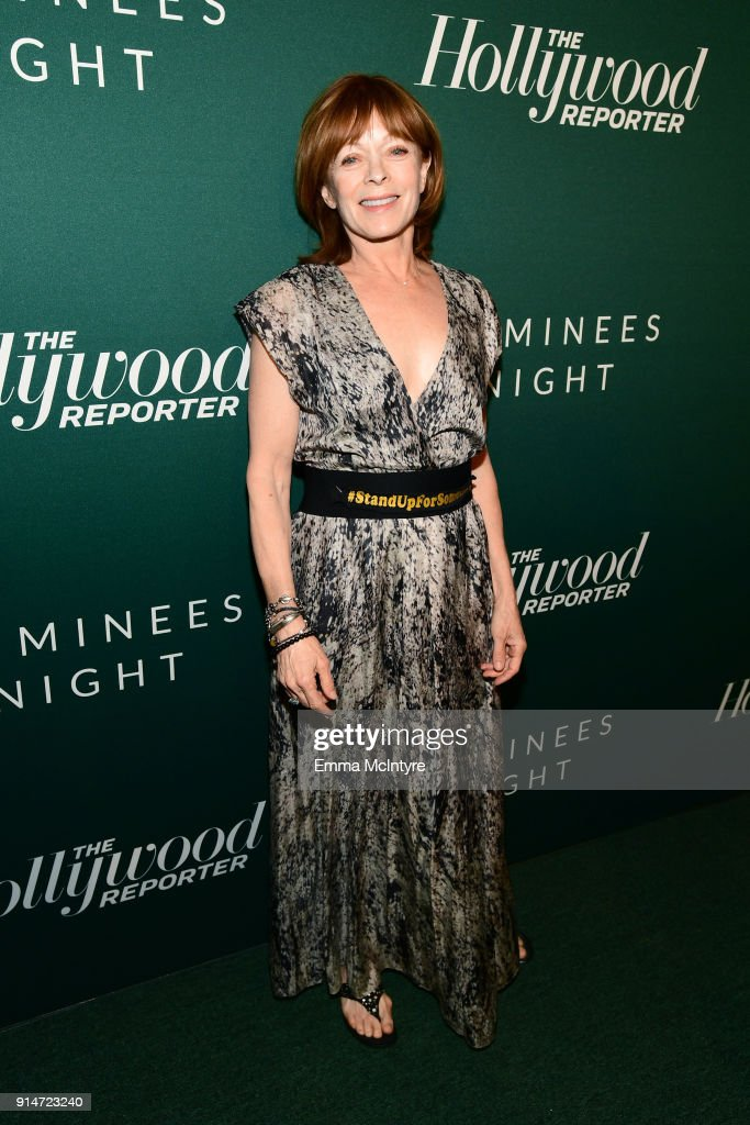 Frances Fisher attends The Hollywood Reporter 6th Annual Nominees Night at CUT on February 5, 2018 in Beverly Hills, California.