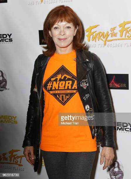 Frances Fisher attends the Los Angeles premiere of Comedy Dynamics' The Fury Of The Fist And The Golden Fleece held at Laemmle's Music Hall 3 on May...