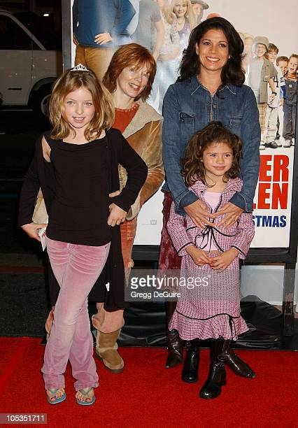 Frances Fisher daughter Francesca FisherEastwood Dina Eastwood and daughter Morgan Eastwood