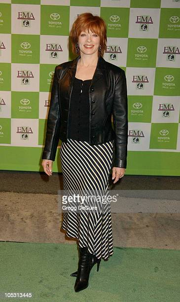 Frances Fisher during 13th Annual Environmental Media Awards at The Ebell Theatre in Los Angeles California United States