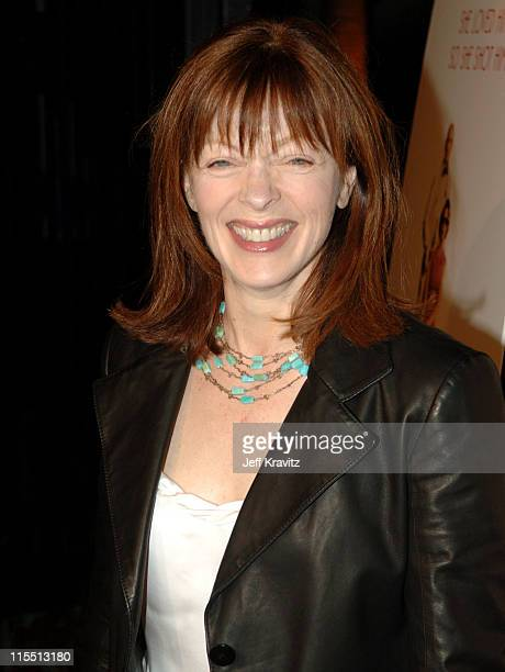 Frances Fisher during HBO Films' Mrs Harris Los Angeles Premiere Arrivals at Geffen Playhouse in Westwood California United States