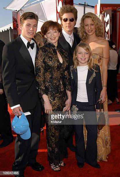 Frances Fisher Kyle Eastwood Alison Eastwood and family