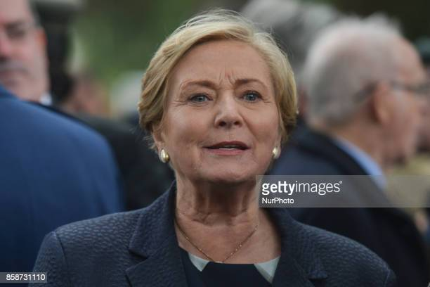 Frances Fitzgerald an Irish Fine Gael politician who has served as Tanaiste since May 2016 and Minister for Enterprise and Innovation since June 2017...