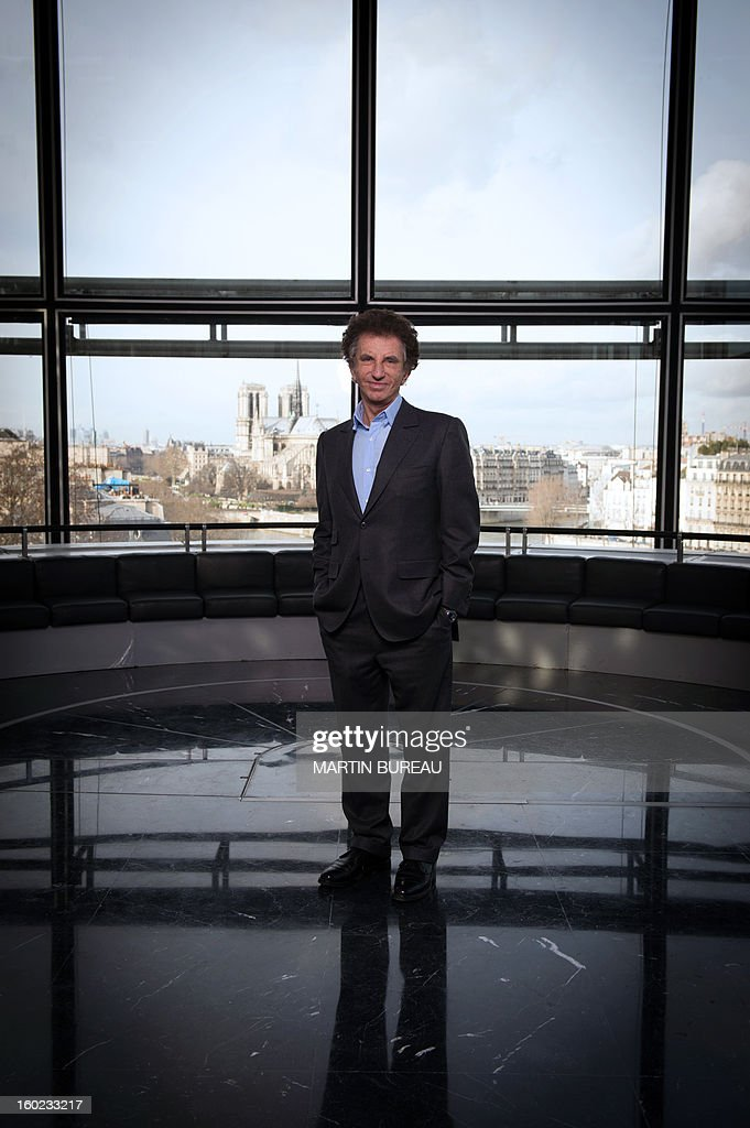 France's former culture minister and new president of Paris's famed Arab World Institute (AWI), Jack Lang, poses on January 28, 2013 in Paris. In his appointment, Lang will replace both the president of the board as well as the president of the institute's high council, who have for the past three years shared responsibilities to direct the body. Lang, 73, who served as a culture minister under former president Francois Mitterrand for 10 years, replaces Bruno Levallois on the board and Renaud Muselier on the high council.