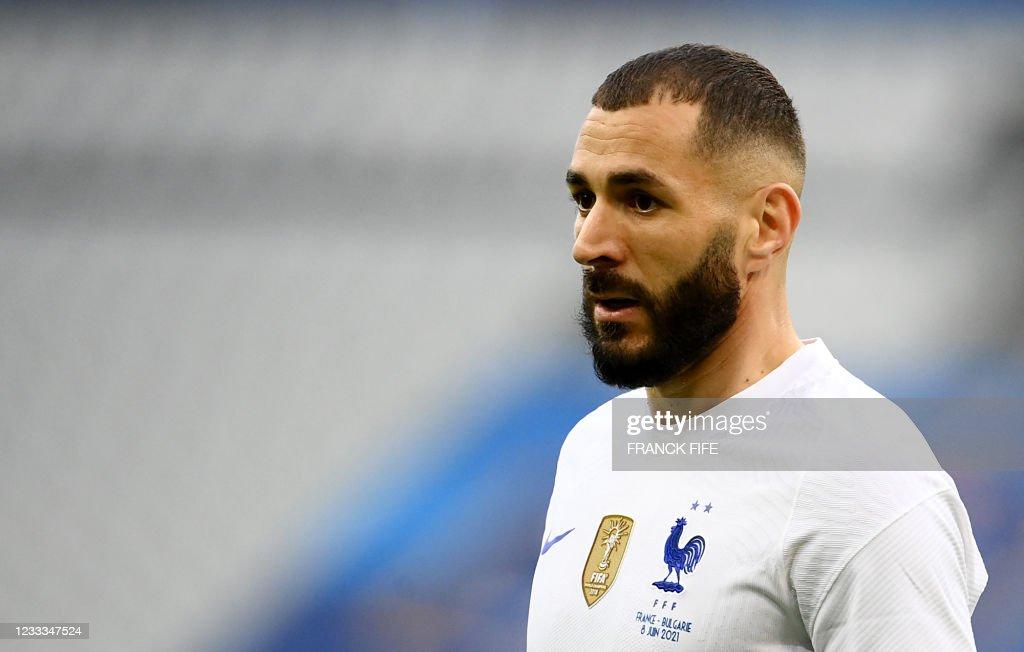 FBL-EURO-2020-2021-FRIENDLY-FRA-BUL : News Photo