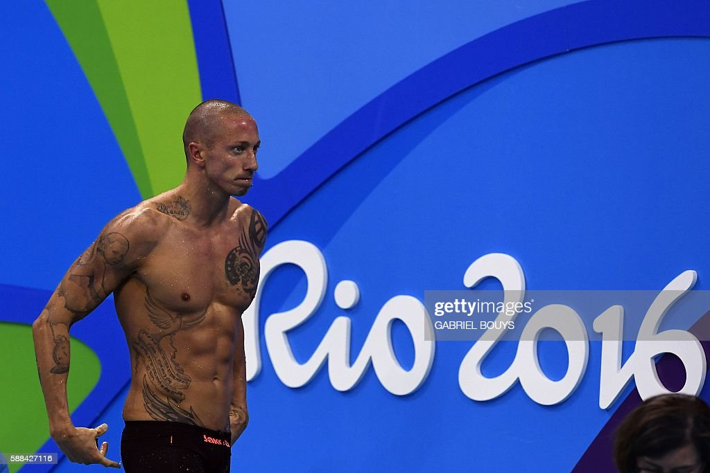 Swimming - Olympics: Day 6