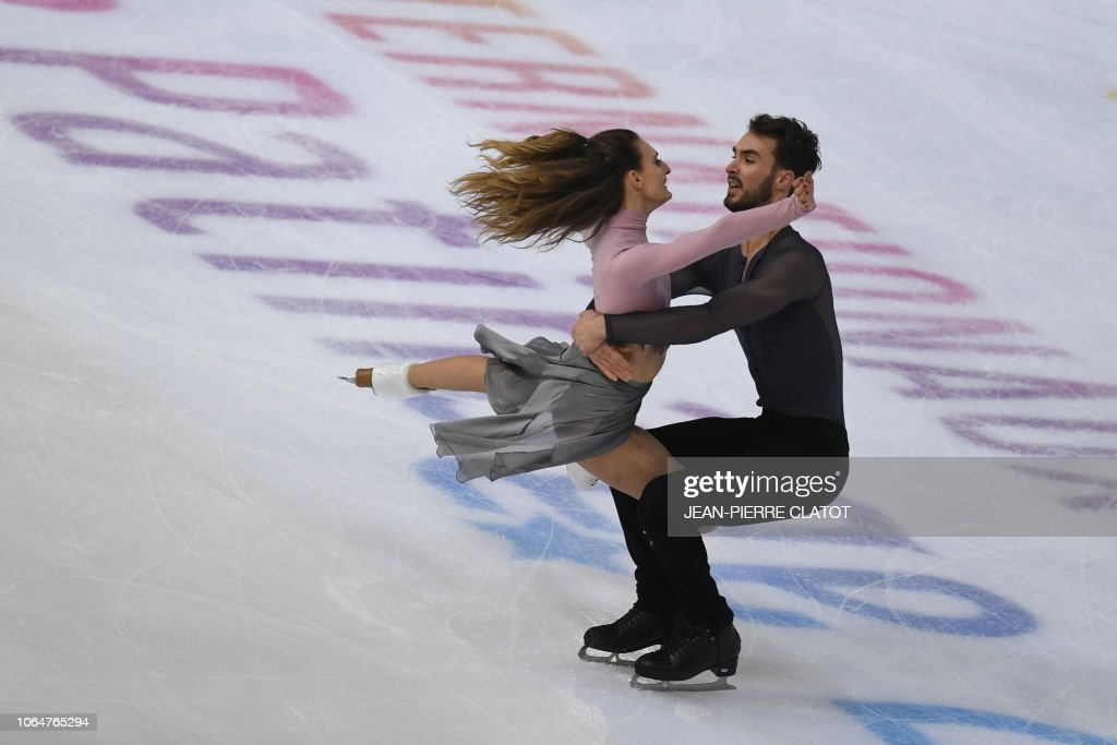 Image result for Gabriella PAPADAKIS / Guillaume CIZERON