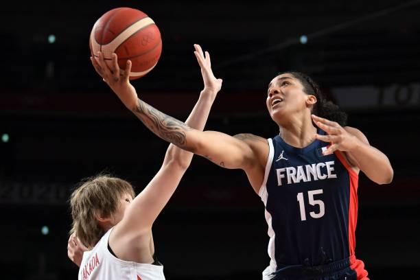 JPN: Basketball - Olympics: Day 4