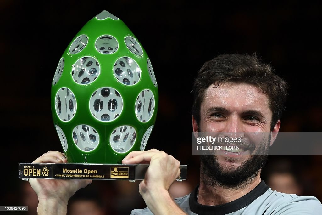 TENNIS-FRA-ATP-OPEN-METZ : News Photo