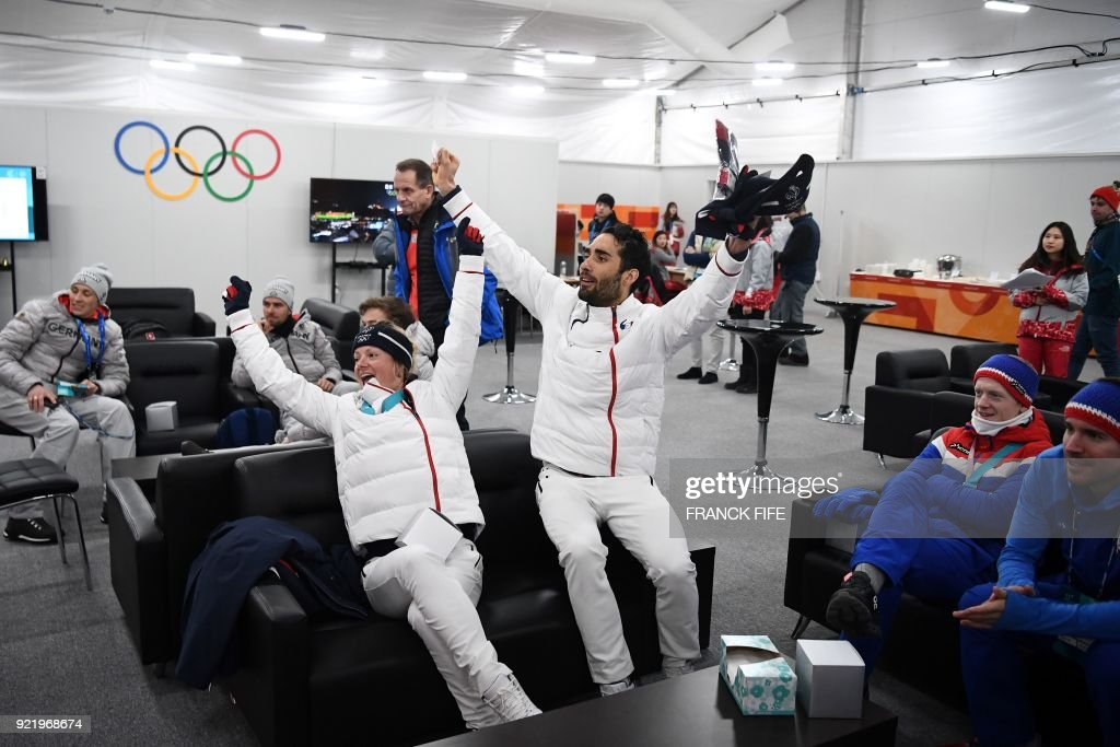 OLY-2018-PYEONGCHANG-MEDALS-BACKSTAGE : News Photo