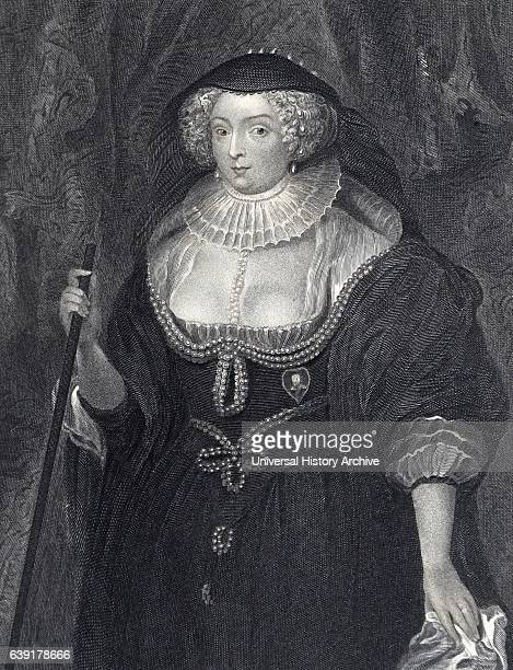 Frances Howard Duchess of Richmond Engraving