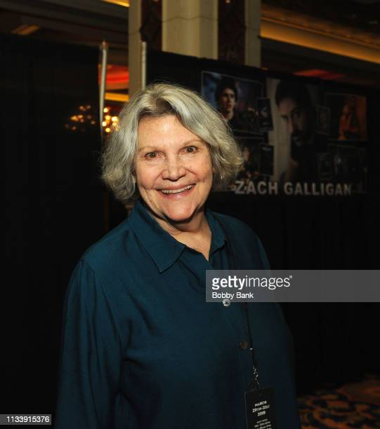 Frances Lee McCain attends the 2019 New Jersey Horror Con And Film Festival at Showboat Atlantic City on March 30 2019 in Atlantic City New Jersey