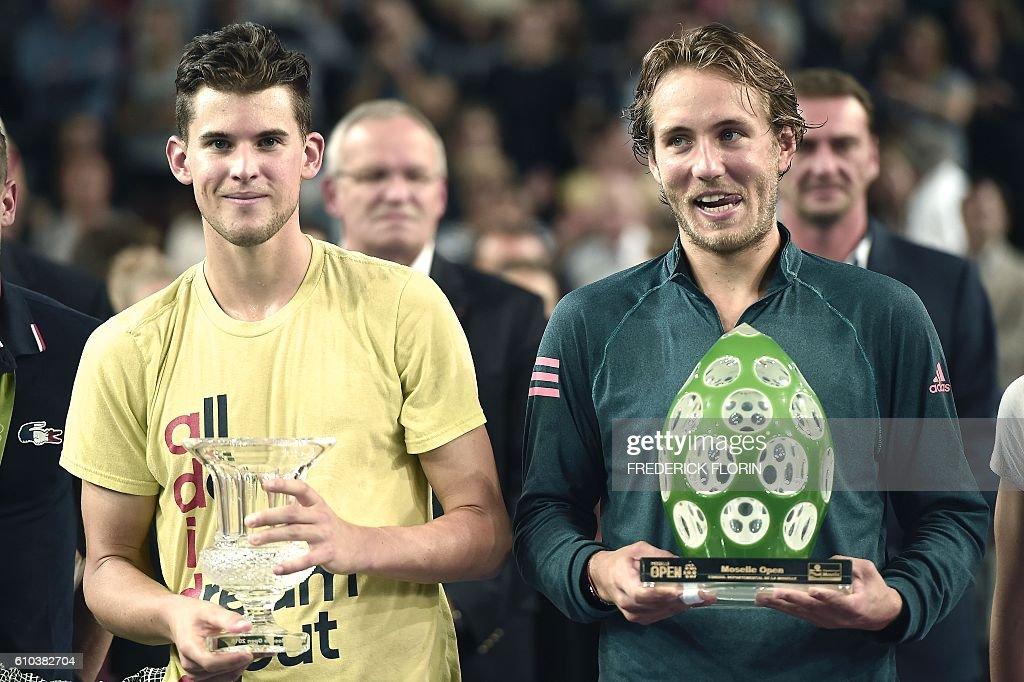 TENNIS-FRA-ATP : News Photo
