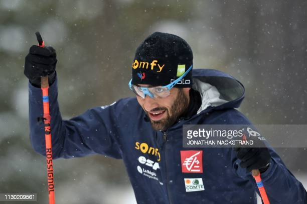 SWE: IBU Biathlon World Championships - Men's 20km