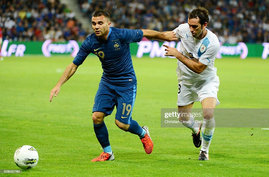 Soccer - International Friendly - France vs. Uruguay : News Photo