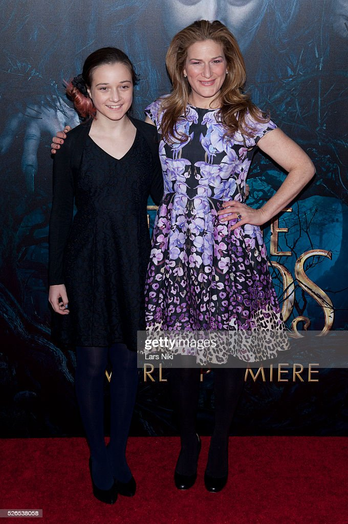 """USA - """"Into The Woods"""" Premiere In New York : News Photo"""