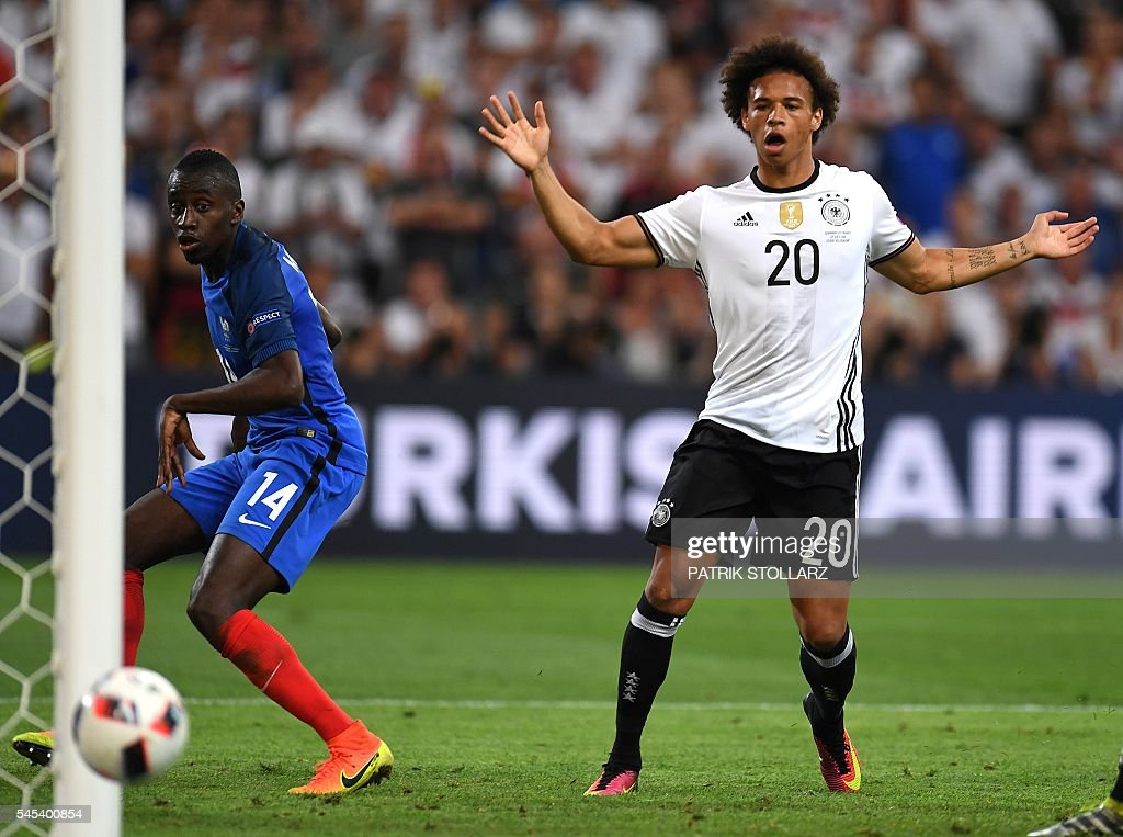 FBL-EURO-2016-MATCH50-GER-FRA : News Photo