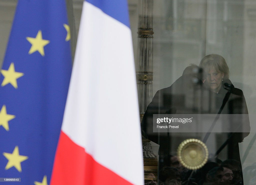 French Cabinet Meeting At Elysee Palace - February 15, 2012