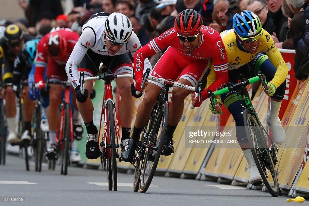 TOPSHOT-CYCLING-FRA-PARIS-NICE : News Photo