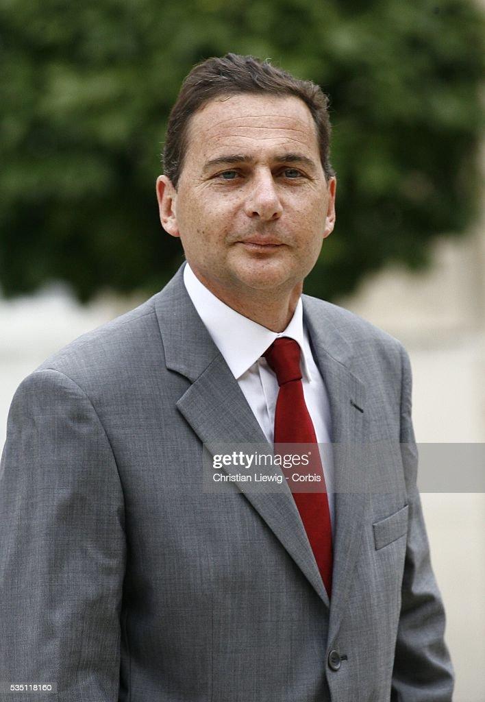 France - Politics - Cabinet Meeting : ニュース写真
