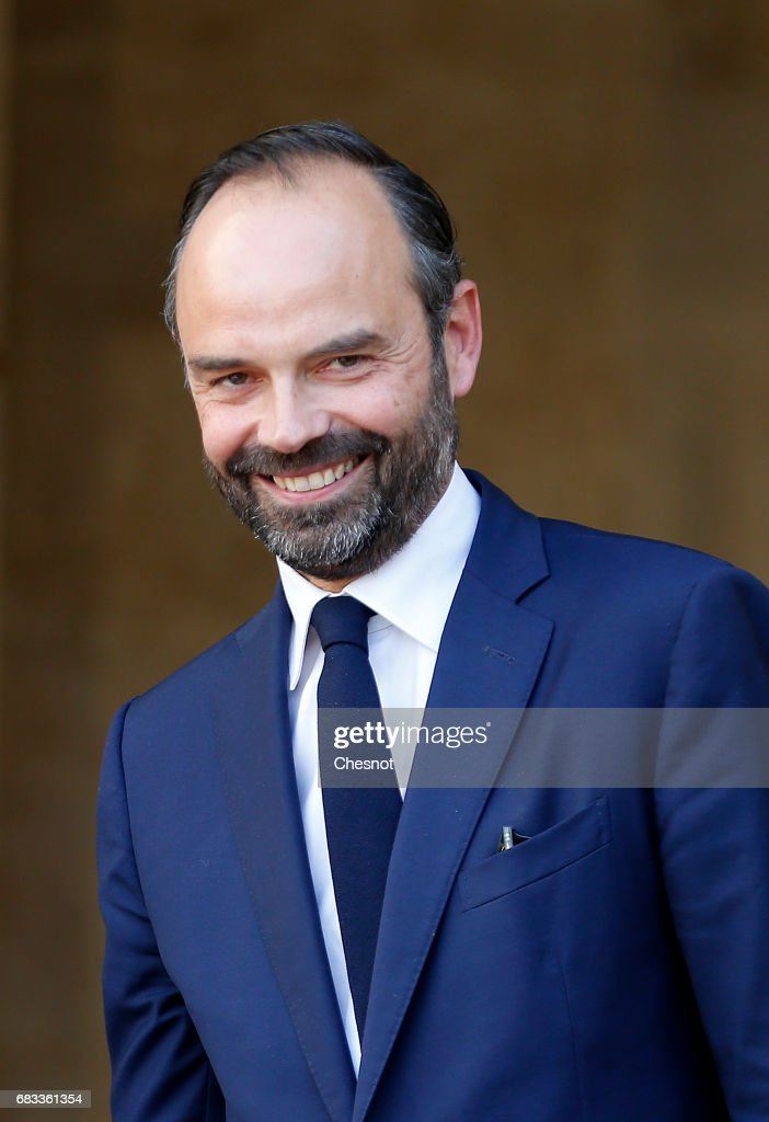 Edouard Philippe Named as France New Prime Minister In Paris