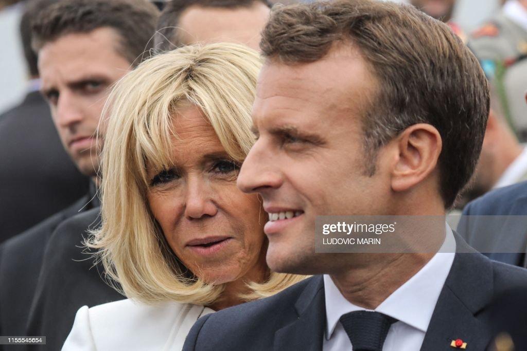 FRANCE-BASTILLE-DAY : News Photo