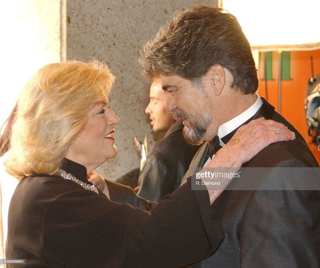 Frances Preston, BMI president emeritus and Randy Owen of Alabama