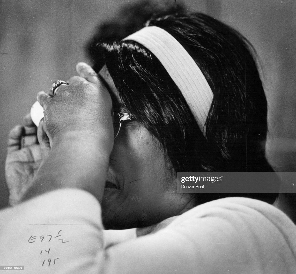 Frances Pruit Looks Through Hollowed-Out Egg Shell Credit